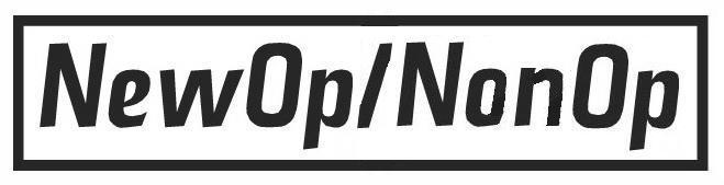 NewOp/NonOp logo